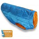 Kurgo Gilet Confort bleu/orange - La Compagnie des Animaux