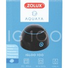 Zolux Aquaya Igloo 100 noir