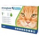 Stronghold Plus 60/10 mg Chat 5 à 10 kg 6 pipettes