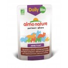 Almo Nature Chat Daily Bio Boeuf et légumes 30 x 70 grs