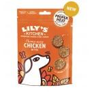 Lily's Kitchen Bouchées au Poulet, Quinoa et Gingembre pour chien 70 g