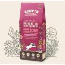 Lily's Kitchen Friandises au foie de boeuf pour Chien 100 grs- La Compagnie des Animaux