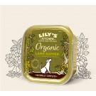 Lily's Kitchen Organic Recette Bio à l'Agneau pour Chien 11 x 150 g- La Compagnie des Animaux