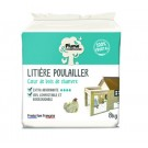 Plume & Compagnie Litière extra absorbante Bois de chanvre 8 kg