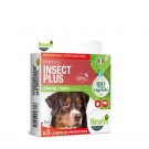 Naturlys pipettes insect plus Bio grand chien x3