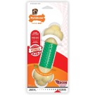 Nylabone Power Chew Double Action Chew au bacon M - La Compagnie des Animaux