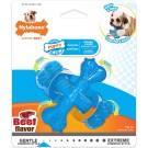 Nylabone Puppy Teething X Bone au boeuf XS - La Compagnie des Animaux