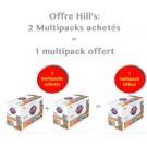 Offre Hill's: 2 Hill's Science Plan Feline Young Adult Sterilised Tendres bouchées en sauce 12 x 85 g achetés = 1 offert