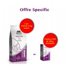 Offre Specific: 1 sac CGD-M Senior Medium Breed (10 – 25 kg) 14 kg acheté = 6 boites CGW Senior All Breeds offertes