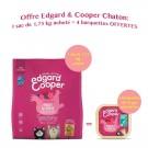 Offre Edgard & Cooper: 1 sac Fabuleux Poulet & Canard croquettes sans céréales pour chaton 1,75 kg = 4 boites offertes
