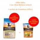Offre Hill's: 1 sac Ideal Balance Canine Adult Sans Céréales poulet et pomme de terre 2 kg acheté = 1 sachet de Friandises offert
