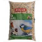 Zolux mélange oiseaux du jardin 2 kg