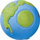 Orbee-Tuff Ball jouet pour chien bleu/vert - La Compagnie des Animaux