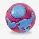 Orbee-Tuff Ball jouet pour chien rose/bleu - La Compagnie des Animaux