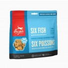 Orijen 6 Fish Dog Treats chien 42,5 g
