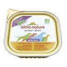 Almo Nature Chien Daily Menu Bio Poulet et Pommes de Terre 9 x 300 grs