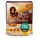 Purina Proplan Dog Duo Delice Small & Mini Adult OPTIBALANCE riche en Boeuf 700 g- La Compagnie des Animaux