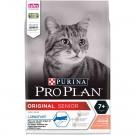 Purina Proplan Original Cat Longevis Senior 7+ Saumon 3 kg- La Compagnie des Animaux