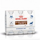 Royal Canin Veterinary Diet Dog Gastro Intestinal High Energy Liquid 3 x 200 ml