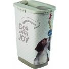 Rotho Mypet Pet Food Container JOY chien 50 L - La Compagnie des Animaux