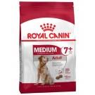Royal Canin Medium Adult + de 7 ans 15 kg- La Compagnie des Animaux