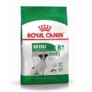 Royal Canin Mini Adult 8+ 4 kg- La Compagnie des Animaux