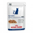 Royal Canin Vet Care Nutrition Neutered Adult Maintenance 12x100grs - La Compagnie des Animaux