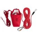 Ruffwear Knot-a-hitch système d'attache pour chien en camping rouge