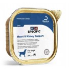 Specific Chien CKW Heart & Kidney 6 x 300 grs