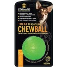 Starmark Jouet Treat Dispensing Chew Ball Ø 7cm M - La Compagnie des Animaux
