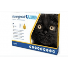 Stronghold Plus 15/2,5 mg Chat entre < 2,5 kg 6 pipettes