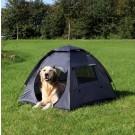 Trixie Tente grise pour chien 88 × 72 × 115 cm
