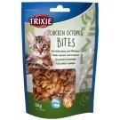 Trixie Premio Chicken Octopus Bites pour chat 50 g- La Compagnie des Animaux -