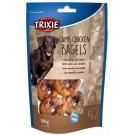 Trixie Premio Lamb Chicken Bagels pour chien 100 g- La Compagnie des Animaux