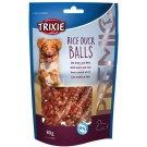 Trixie Premio Rice Duck Balls chien 80 g- La Compagnie des Animaux