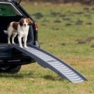 Trixie Rampe pliable Petwalk, pliable en 3 parties 39 × 150 cm- La Compagnie des Animaux