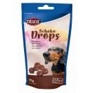 Trixie Schoko Drops pour chien 75 g- La Compagnie des Animaux