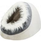 Trixie Grotte Minou beige/gris 41 × 30 × 50 cm - La Compagnie des Animaux