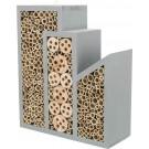 Trixie Hôtel 3 compartiments pour abeille 30 × 35 × 12 cm