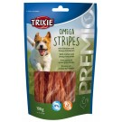 Trixie Premio Omega Stripes friandises chien 100 g - La Compagnie des Animaux