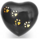 Urne funéraire Coquelicot en cuivre pour animal de 1 à 10 kg