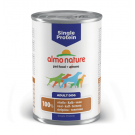 Almo Nature Chien Single Protein Veau 24 x 400 grs