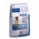 Virbac Veterinary HPM Neutered Sensitive Digest Large & Medium Chien 12 kg