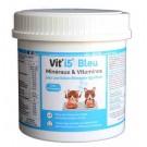 Vit'I5 Bleu poudre pour chien et chat > 8 ans 600 g