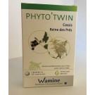 Wamine Phyto'Twin Cassis Reine des Près 30 cps- La Compagnie des Animaux
