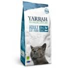 Yarrah Bio Croquettes au poisson MSC pour chat 800 grs- La Compagnie des Animaux