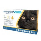 Stronghold Plus 15/2,5 mg Chat moins 2,5 kg 3 pipettes