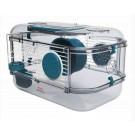 Zolux Cage RODY.3 mini - Bleu- La Compagnie des Animaux