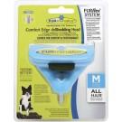 Zolux FURflex Tête deShedding FURminator pour chien M - La Compagnie des Animaux