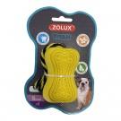 Zolux Jouet caoutchouc avec corde Titan L jaune
